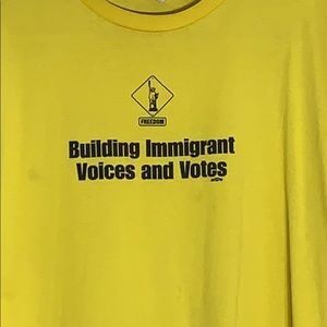 Other - Building Immigrant Voices & Votes Freedom Tee